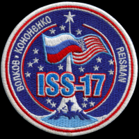 EXPEDITION 17  FIRST CREW