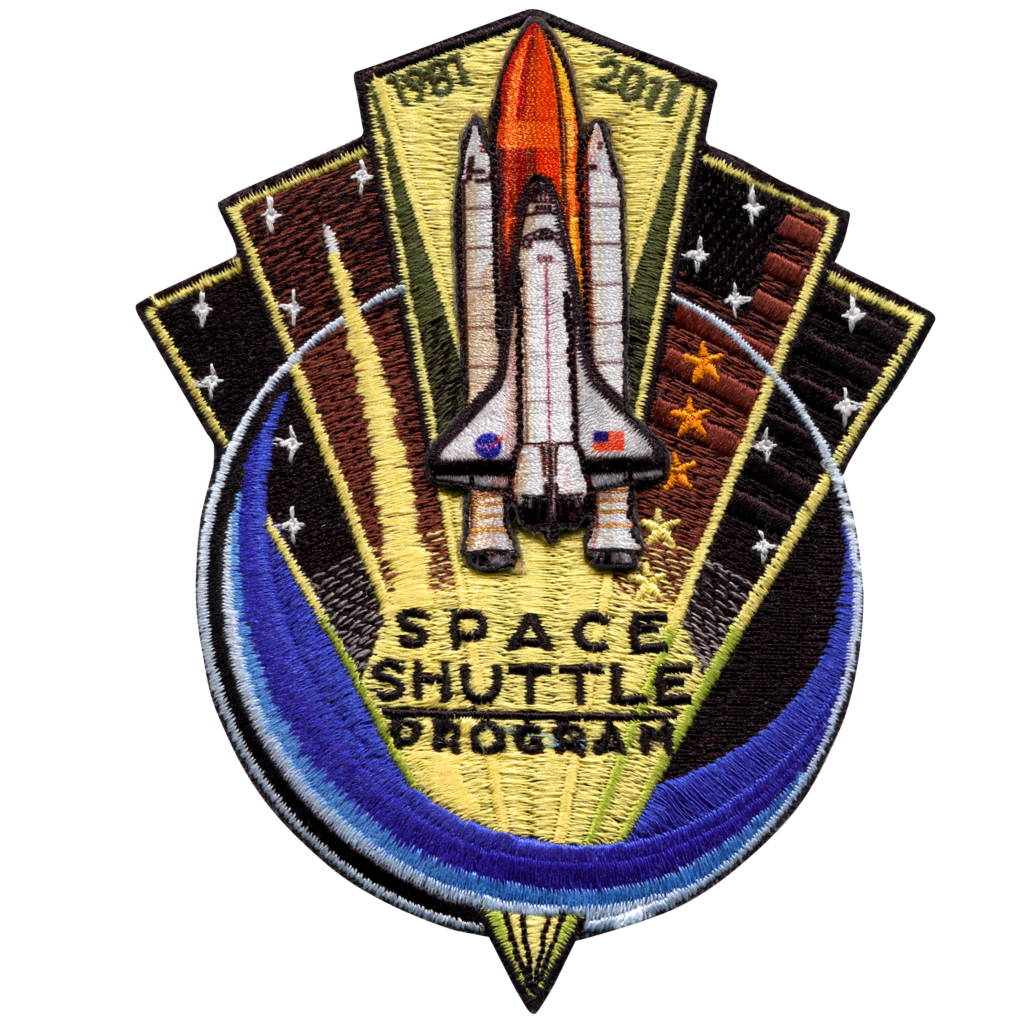 SPACE SHUTTLE COMMEMORATIVE