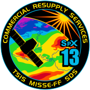 SPACE X CRS-13