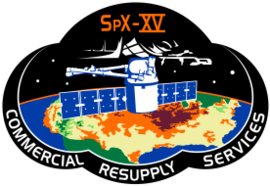 SPACE X CRS-15