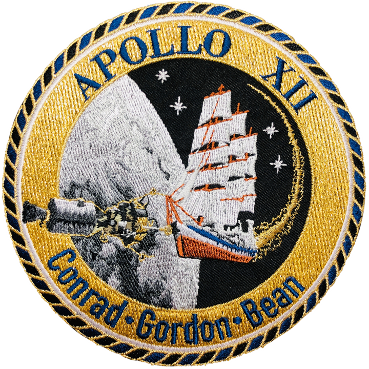 APOLLO 12 COMMEMORATIVE