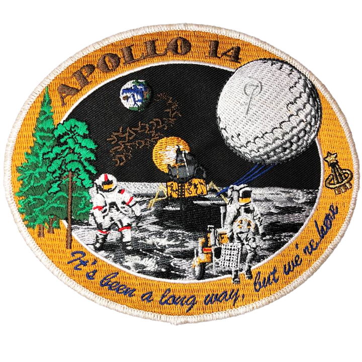 APOLLO 14 SPIRIT