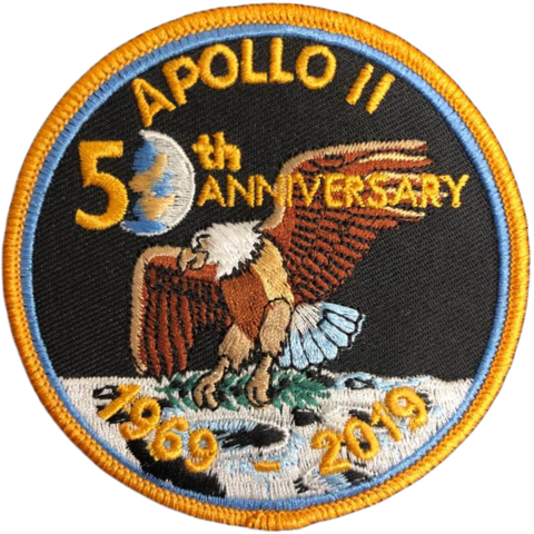 APOLLO 11 50TH ANNIVERSARY (2ND VERSION)