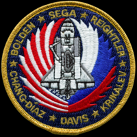 STS-60 / ENGLISH VERSION