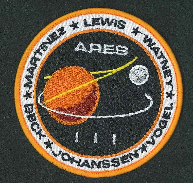 """THE MARTIAN"" ARES III MISSION"