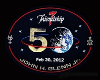 FRIENDSHIP 7 50TH ANNIVERSARY