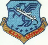 USAF GRYPHON STICKER