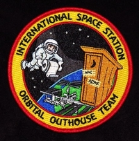 ISS ORBITAL OUTHOUSE
