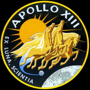 APOLLO 13 COMMEMORATIVE