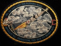 APOLLO 12 SCE TO AUX TRIBUTE PATCH