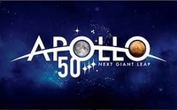 APOLLO 50TH ANNIVERSARY WITH VELCRO