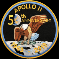 APOLLO 11 50TH ANNIV. 6 INCH VERSION