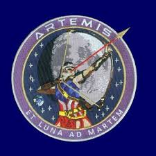 ARTEMIS PATCH BY TIM GAGNON