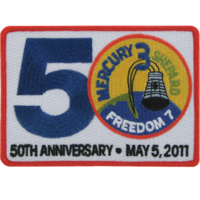FREEDOM 7 50TH ANNIVERSARY