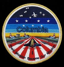 COLUMBIA COMMEMORATIVE