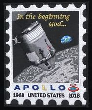 TIM GAGNON'S APOLLO 8 STAMP PATCH