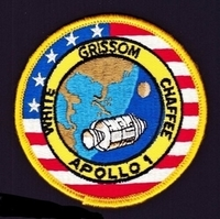 APOLLO 1 WITH YELLOW BORDER