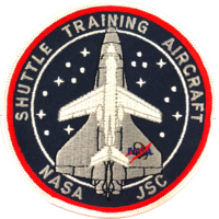 SPACE SHUTTLE TRAINING AIRCRAFT